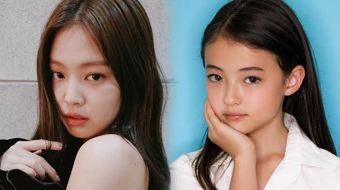 Korean-American Child Model Ella Gross Signs with YG | Daily K Pop News