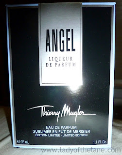 Thierry Mugler Angel Liqueur de Parfum Review
