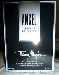 Thierry Mugler Angel Liqueur de Parfum Review