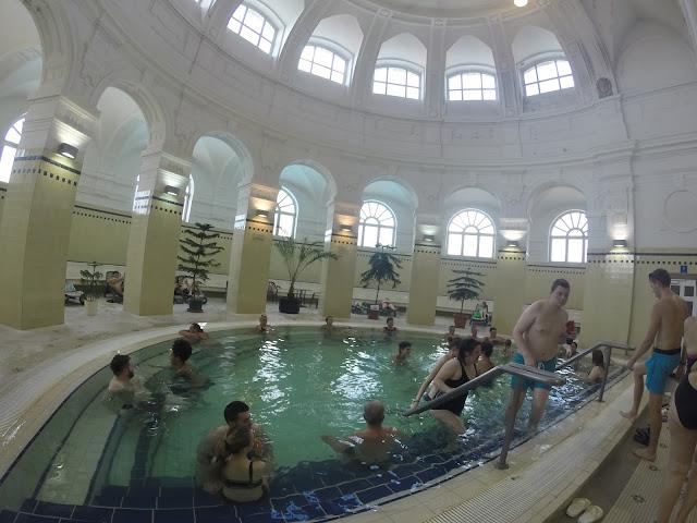thermal bath szechenyi budapest