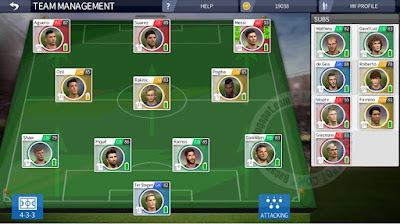 Game Dream League Soccer 16 android terbaru