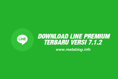 Download Line Premium Terbaru Versi 7.1.2 APK (2017)