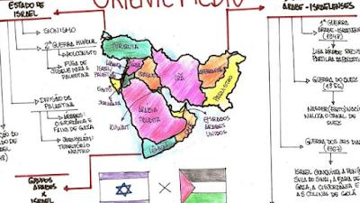 Crise geográfica entre Israel e ISIS