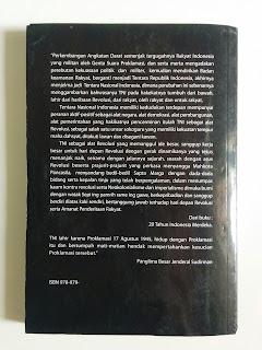 Profil Seorang Prajurit TNI (Amelia Yani)