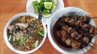 Tempat Wisata Kuliner di Semarang, Soto Bangkong