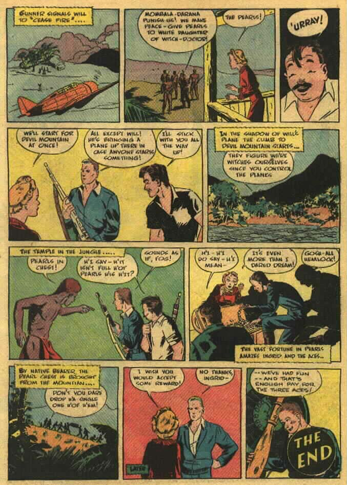 Read online Action Comics (1938) comic -  Issue #26 - 33