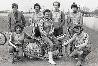 Edinburgh Monarchs 1977