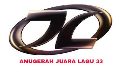 Senarai 12 Lagu Final AJL 33 Anugerah Juara Lagu