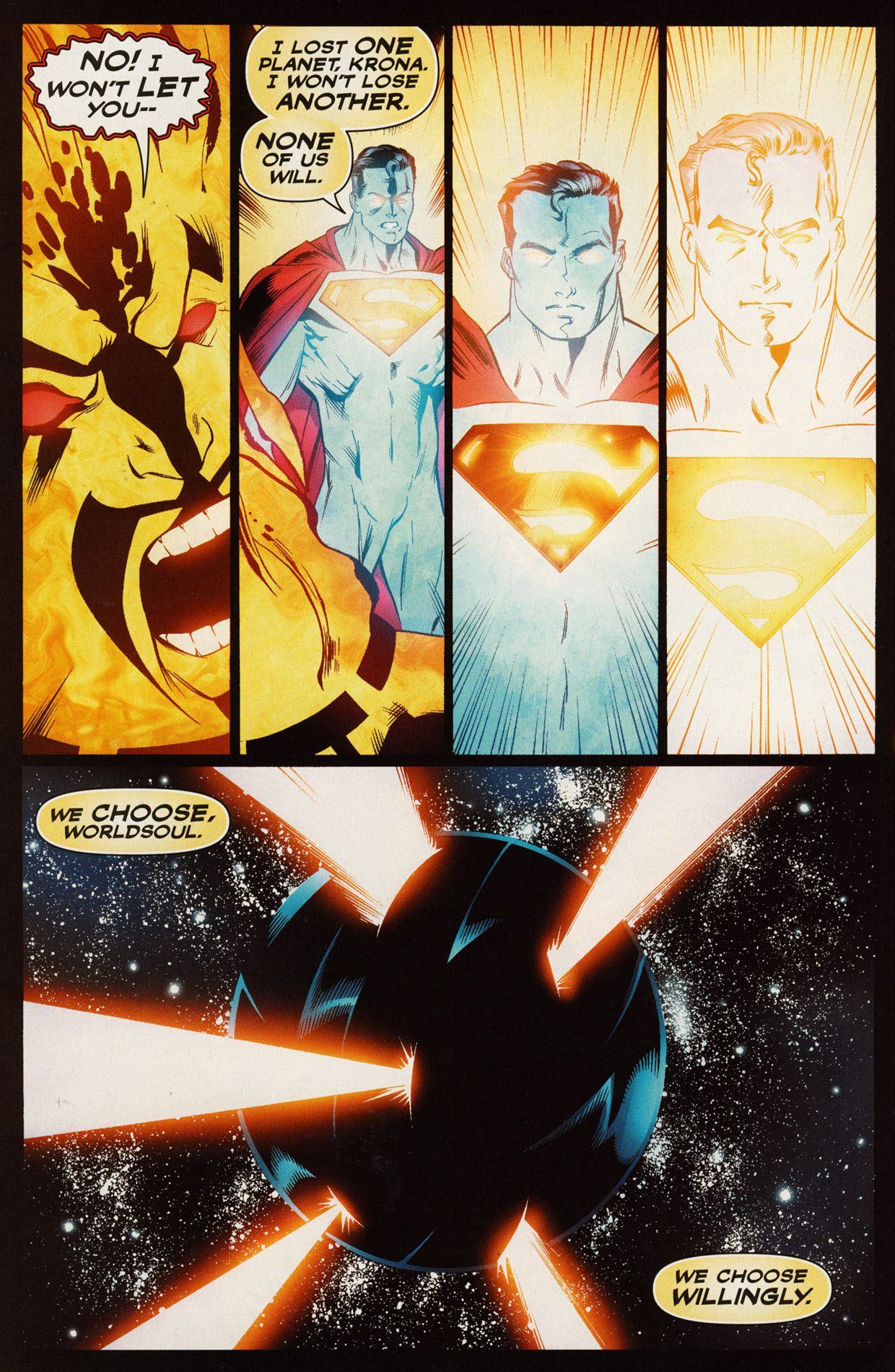 Read online Trinity (2008) comic -  Issue #50 - 26