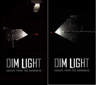 Tampilan Game Dim Light
