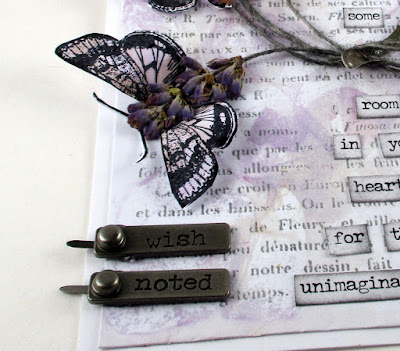 Wendy Vecchi Les Roses Stampers Anonymous Entomology Idea-Ology Story Sticks Idea-Ology Small Chat