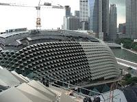 Teknologi yang terinspirasi dari struktur jaringan tumbuhan - teater esplanade
