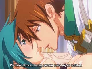 imagen hentai Rance 01 Hikari o Motomete The Animation tercer capitulo