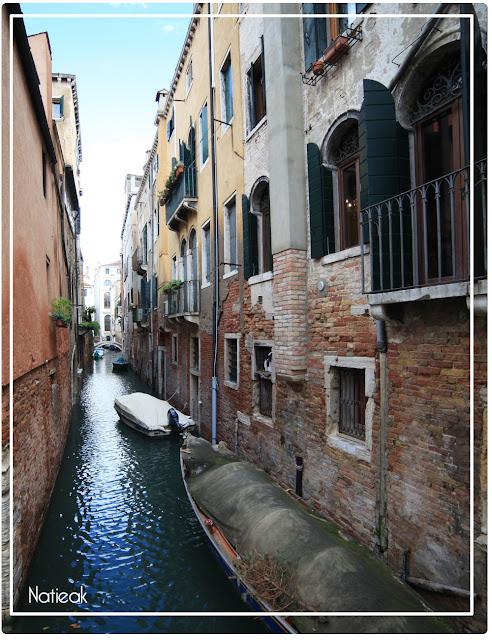 bateau de particulier à Venise