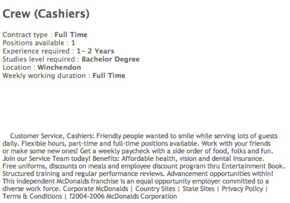 Resume For Cashier No Experience. Cashier Resume Experience