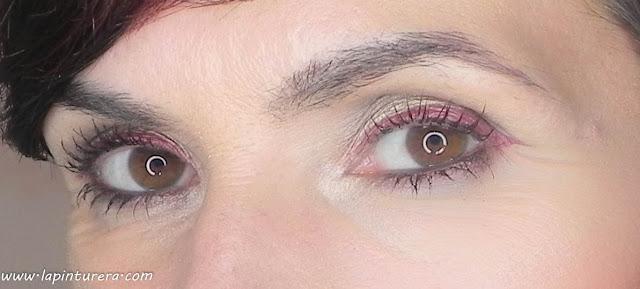 propuesta dos, ojos