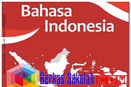 Buku Siswa Bahasa Indonesia Kelas 12 (XII) Revisi 2018 Kurikulum 2013