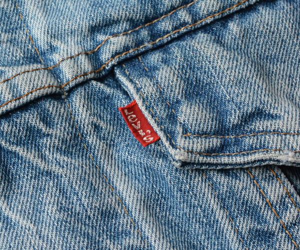 70sビンテージLevi'sリーバイス70505デニムジャケット