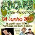 3º Jaca Fest, no povoado do Cobé, município de Mundo Novo-BA