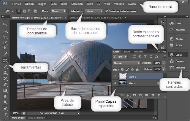 curso de photoshop cs6 en español completo pdf