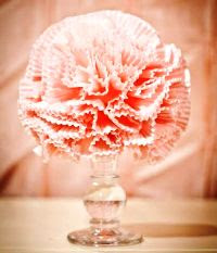 Cara Membuat Kerajinan Tangan Dari Kertas, Bunga Kertas Kue