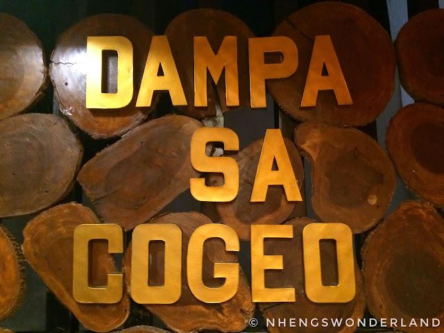 Dampa Sa Cogeo, Antipolo