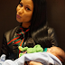 Pics; DjKhaled Welcomes His Son