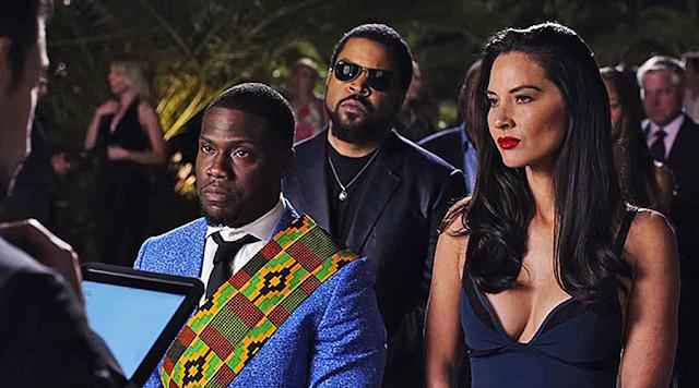 Ice Cube, Olivia Munn şi Kevin Hart: Ride Along 2