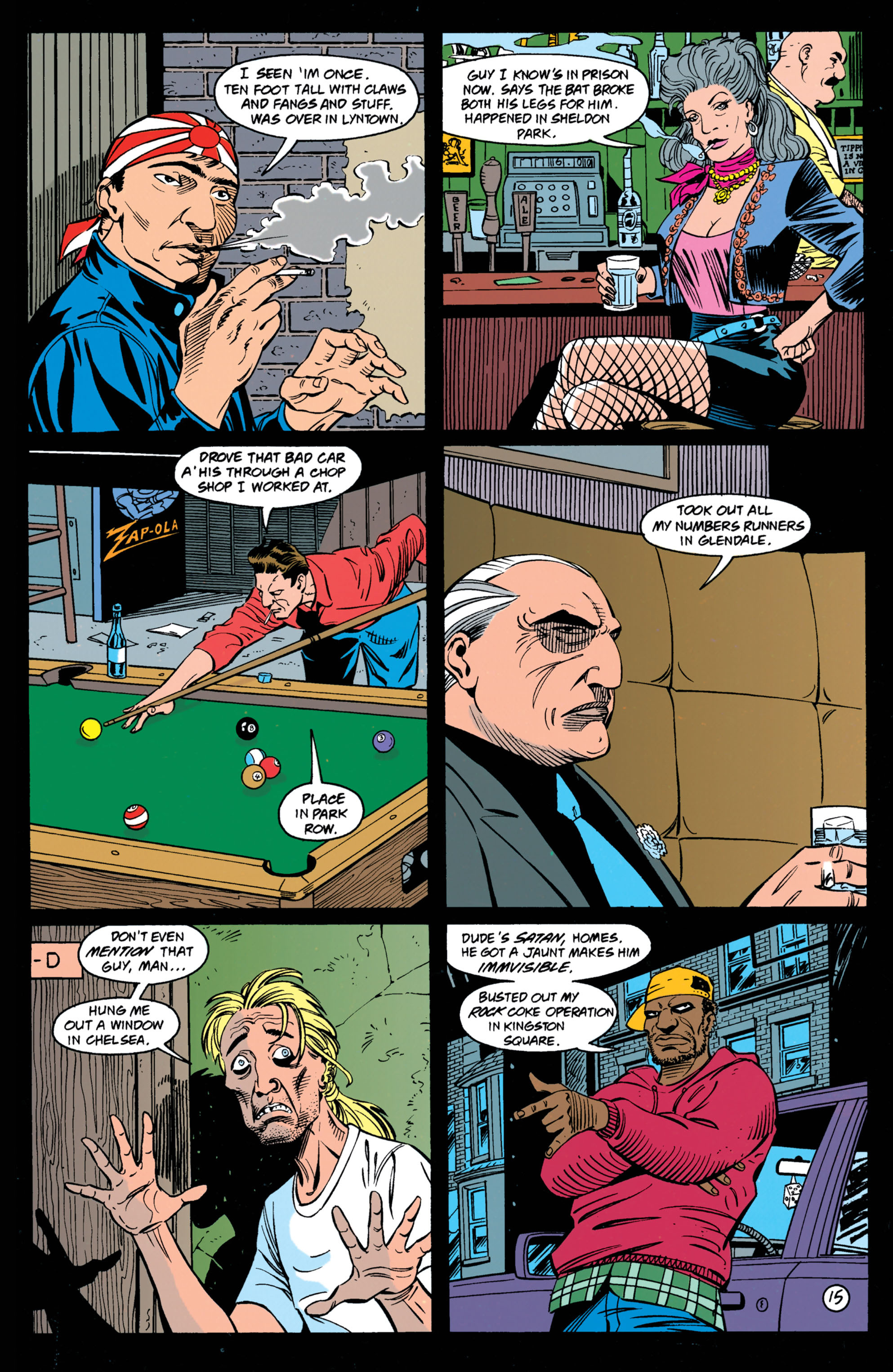 Detective Comics (1937) 683 Page 15
