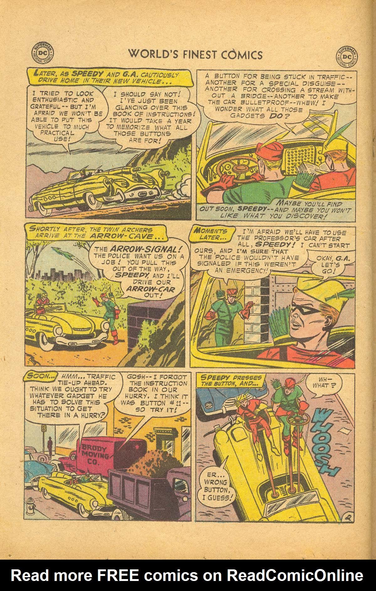 Read online World's Finest Comics comic -  Issue #83 - 18