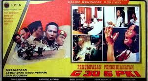 Film Pengkhianatan G30S/PKI Tayang di tvOne Malam Ini