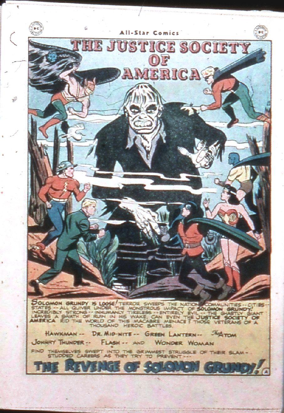 Read online All-Star Comics comic -  Issue #33 - 3