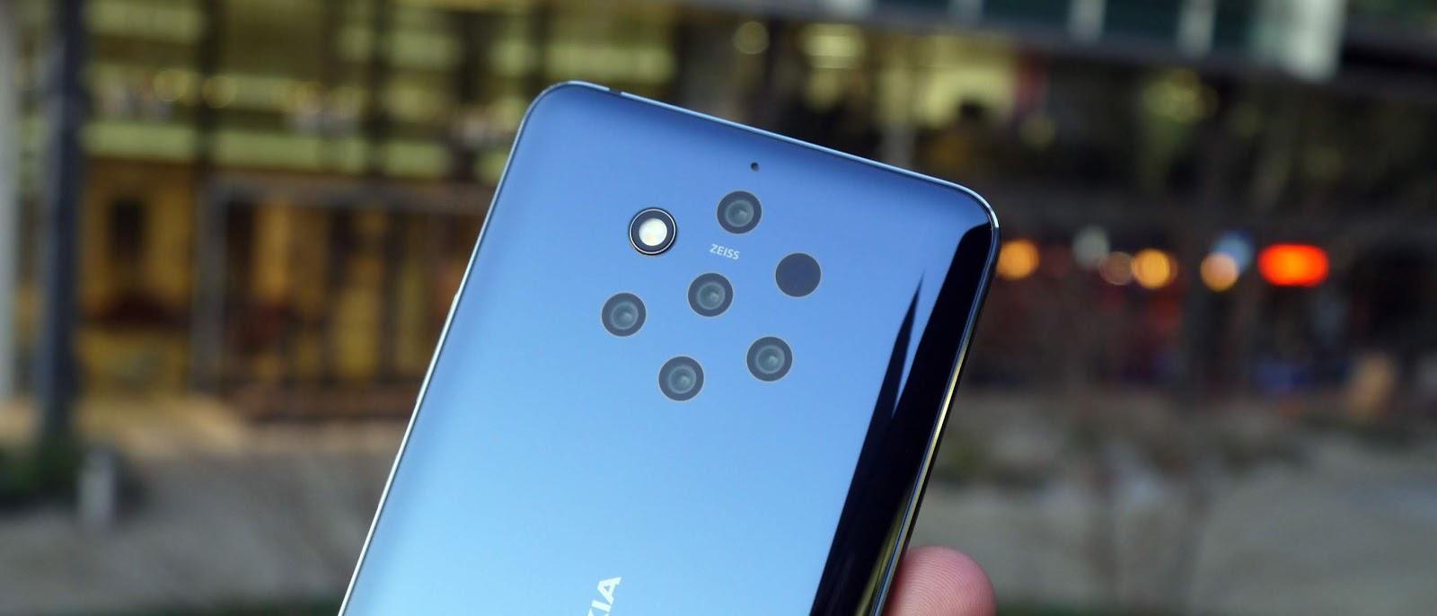 Lima Kamera! Inilah Spesifikasi dan Harga Nokia 9 PureView