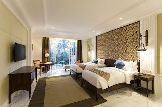 Deluxe Room - Heritage Package - Plataran Heritage Borobudur Hotel & Convention Center - Plataran Borobudur 2018 Promo Package