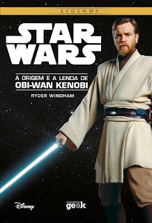 [Pré-venda] A Origem e a lenda de Obi-Wan Kenobi @universogeek