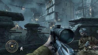 Cod 5 World At War PC Game