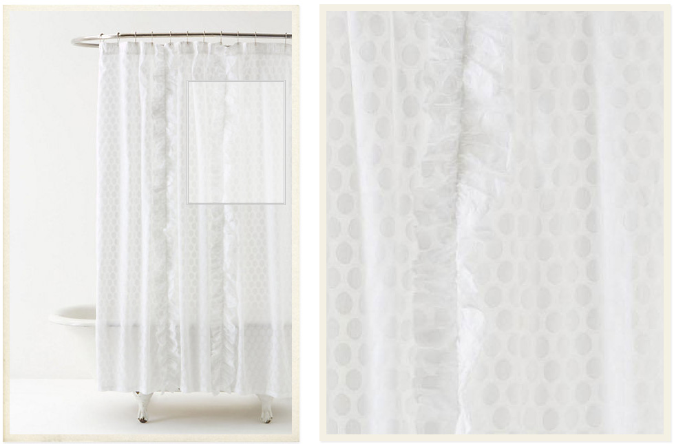 Textured White Shower Curtain Pictures To Pin On Pinterest PinsDaddy