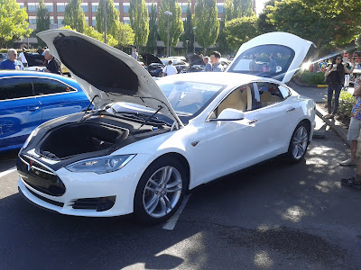 Mike's Tesla Model S