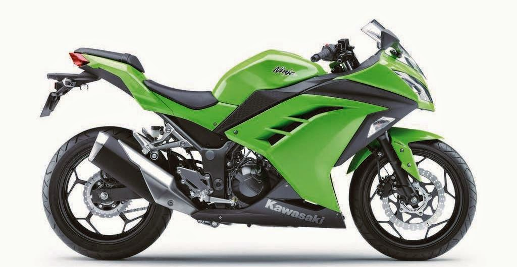 Harga Sepeda Motor Kawasaki Ninja Warior Postku™ Media