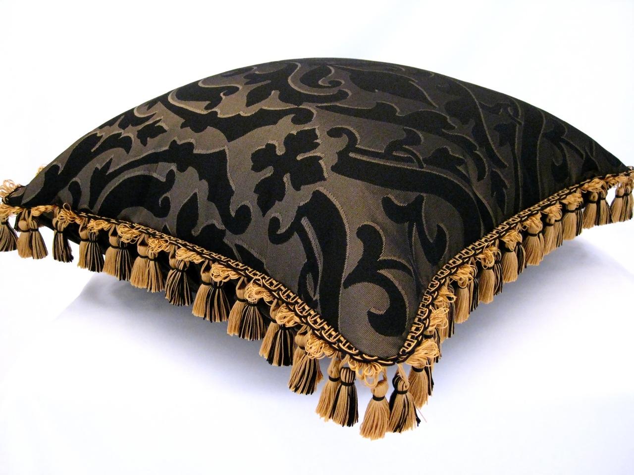 Fiorito Interior Design A Cushion Is A Cushion Is A Cushion