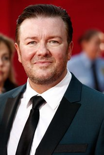 Ricky Gervais. Director of The Office - Season 3