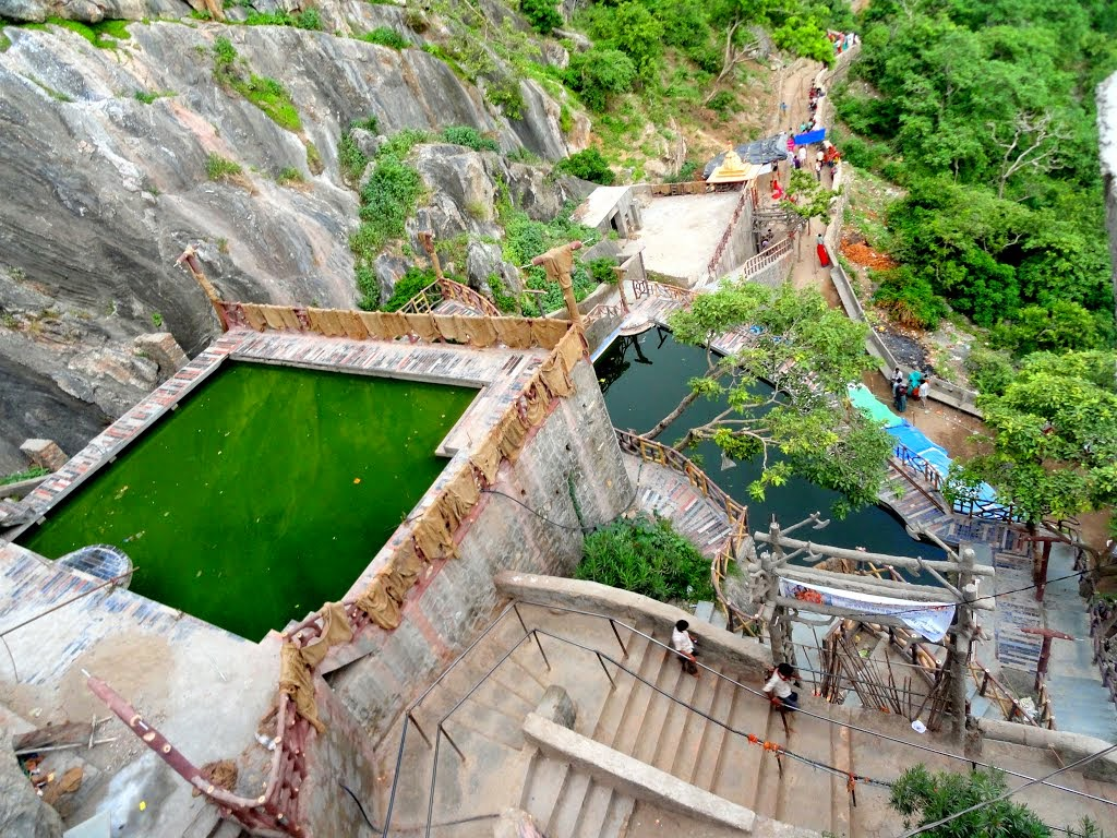 Water Kund at Parshuram Mahadev Temple