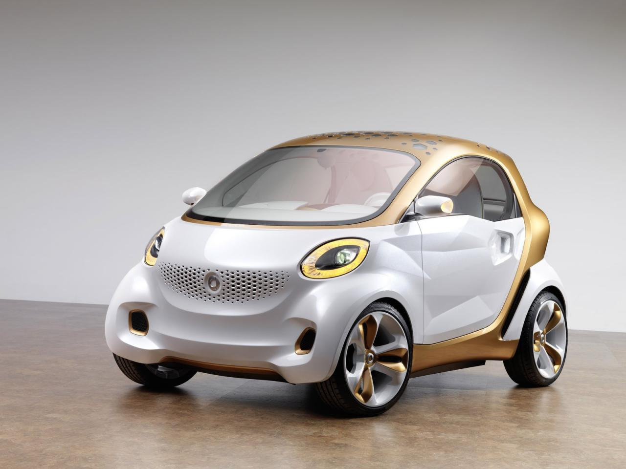 Electric Smart Car May Be Est Ev In Us
