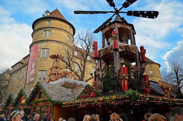 Christmas In Stuttgart Germany.We Took The Road Less Traveled Stuttgart Christmas Market
