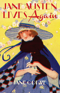 Book cover: Jane Austen Lives Again by Jane Odiwe