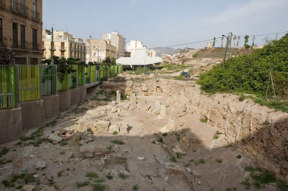 en línea árabe trabajo de mano en cartagena