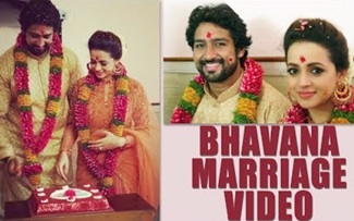 Bhavana Marriage Interesting News | Bhavana & Naveen Wedding Video