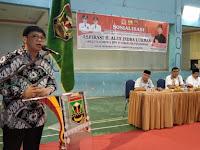 Alex: Sumbar 1 Paling Bnyak Dapat Aspirasi Bedah Rumah se Indonesia