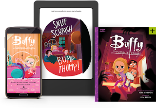Quirk Buffy the Vampire Slayer Picture Book