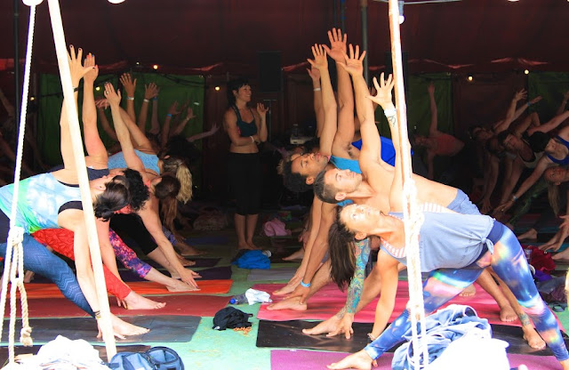 Yoga Festivals ~ Summer 2016 // 76sunflowers
